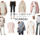 The Limited Collection Inspired by Scandal
