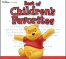 The Best of Children's Favorites: Pooh's Top 40 Tunes