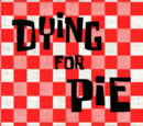 Muriendo por Pasteles