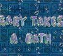 Gary Toma un Baño