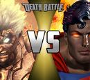 Asura VS Superman