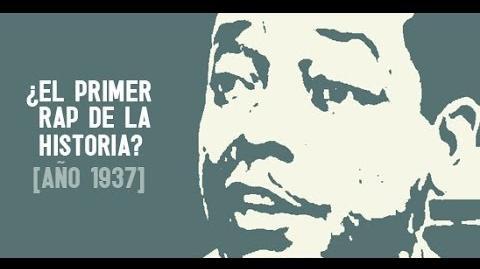 EL PRIMER RAP DE LA HISTORIA 1937
