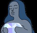 Figurka Kryształowej Bogini
