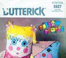 Butterick 5927 B
