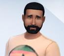 Sims de Los Sims 4