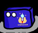Baikonurbrick