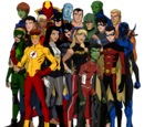 Young Justice Fanon Wikia