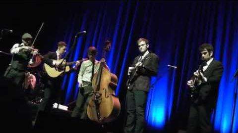 Punch Brothers - Passepied - Debussy - London - 22 01 15
