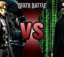 Albert Wesker vs Neo(The Matrix)