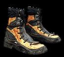 Ботинки элиты (Вторая серия)