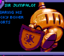 Sir Jumpalot