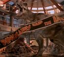 Rexy the Tyrannosaurus Rex