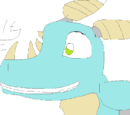 Fluffy the Dragon