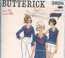Butterick 3898 A
