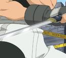 Tsubaki Mode Change: Ninja Sword