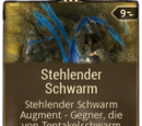 Stehlender Schwarm