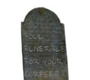 Foul Funerals for your Corpses