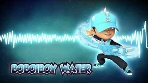 BoBoiBoy Water Theme