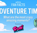 Gcheung28/10 Weirdly Awesome Facts about Adventure Time