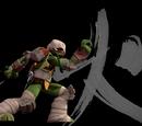 Ninja Místico Rafael