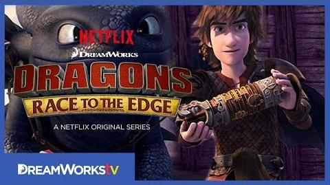Dragons Race to the Edge Show Intro
