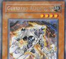 Guerrero Alienígena
