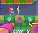 Enfrentamiento en el calabozo divertido