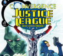 Convergence: Justice League International Vol 1 1