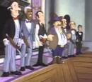 J. Gordon Hungerdunger's butlers
