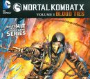 Mortal Kombat X: Blood Ties (Collected)
