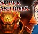 Smash Bros. Ganondorf Challenge