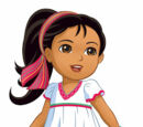 Dora and Friends Characters