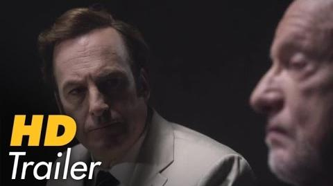 BETTER CALL SAUL Season 1 Episode 6 Five-O CLIP HD