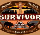 Brian's Facebook Survivor 17: The Canadian Wilderness