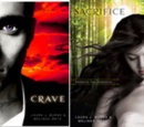The Crave Series (by Melinda Metz and Laura J. Burns)