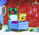 SpongeBob's bedroom