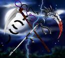 Cacería de Viejas Sombras: Mortal Duelo de Guadañas