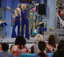 The Billie and Bobbie Show Music