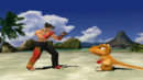Tekken 3 - Gon VS Jin Kazama.png