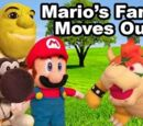 Mario's Family Moves Out!