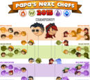 Papa's Next Chefs 2015