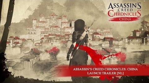 NielsAC/Sluipmoordenaarsnieuws 20-4-'15 - Launch-trailer Assassin's Creed Chronicles: China
