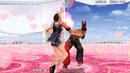Tekken 5 dark resurrection - anna williams vs jin kazama (10).png