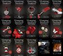The Vampire Diaries Novels
