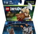 71220 Lord of the Rings Gimli Fun Pack
