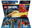 71207 Ninjago Team Pack