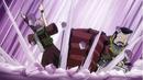 Hammer Lala attaque Natsu avec son marteau.png