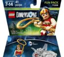 71209 DC Wonder Woman Fun Pack