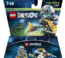 71217 Ninjago Zane Fun Pack