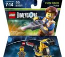 71212 LEGO Movie Emmet Fun Pack